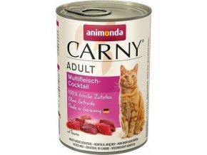 ANIMONDA konzerva CARNY Adult - masový koktejl 400g