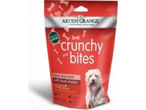 Arden Grange Crunchy Bit. Chicken pochoutka 225g
