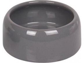 Miska hlod. keramická - šedá Nobby 250 ml