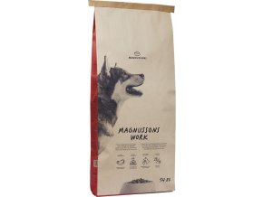 Magnusson Meat Biscuit WORK 14kg