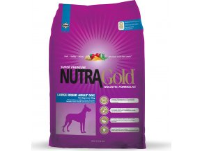 Nutra Gold Large Breed Adult Dog 15kg