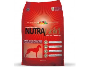 Nutra Gold Lamb&Rice Adult Dog 15kg