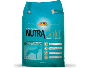 Nutra Gold Salmon Adult Dog 15kg