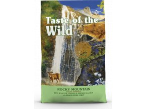 Taste of the Wild Rocky Mnt. Feline 7kg