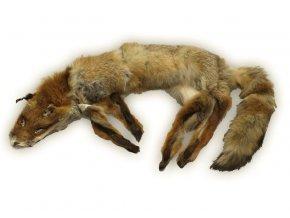 Firedog Fox dummy 3kg + pach lišky 35ml ZDARMA