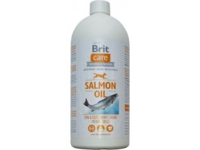 Brit Care lososový olej 1000ml