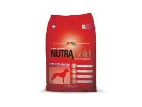Nutra Gold Lamb&Rice Adult Dog 2x15kg