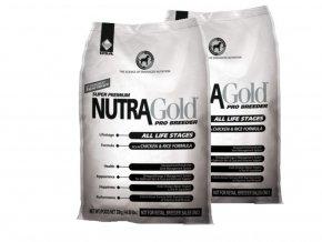 nutra gold breederbag 2x20kg