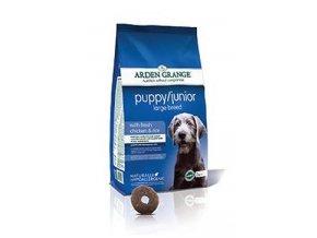 Arden Grange Puppy/Junior Large Breed 2x12 kg