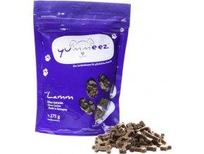 Kostičky Yummeez jehněčí bez obilovin – 175 g