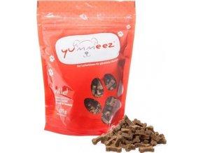 Kostičky Yummeez se zvěřinou bez obilovin – 175 g