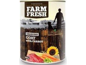 Farm Fresh Goat with Carrots 400g