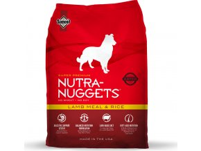 Nutra Nuggets Lamb & Rice 15kg