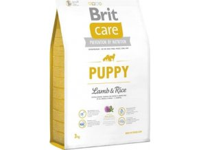 Brit Care Puppy All Breed Lamb & Rice 3kg