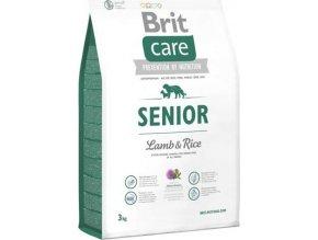Brit Care Senior All Breed Lamb & Rice 3kg