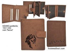 """Dámská peněženka 11 """"bernes"""""""