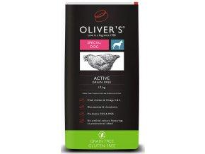 Oliver's ACTIVE Grain Free 12kg