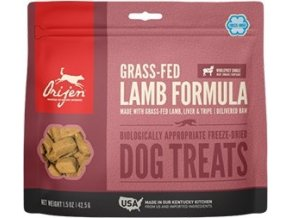 ORIJEN TREATS Grass-fed Lamb 42,5 g