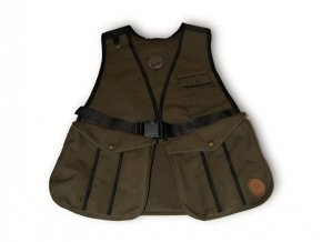 Dummy vesta Hunter Khaki - bavlna