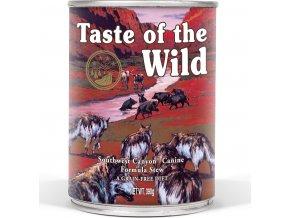 Taste of the Wild Southwest Canyon konzerva 375g