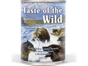 Taste of the Wild Pacific Stream konzerva 375g