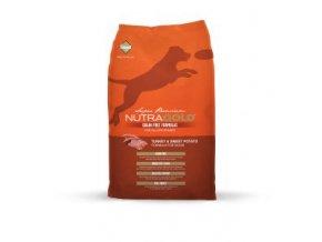 Nutra Gold Turkey & Sweet Potato GRAIN FREE 2,25kg