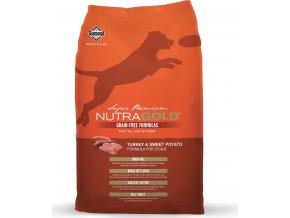 Nutra Gold Turkey & Sweet Potato GRAIN FREE 13,6kg