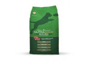 Nutra Gold Duck & Sweet Potato GRAIN FREE 2,25kg