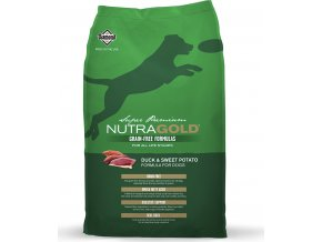 Nutra Gold Duck & Sweet Potato GRAIN FREE 13,6kg