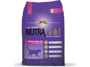 Nutra Gold Finicky Adult Cat 7,5kg