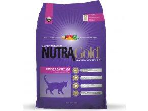Nutra Gold Finicky Adult Cat 7,5kg
