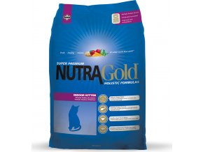 Nutra Gold Indoor Kitten 3kg