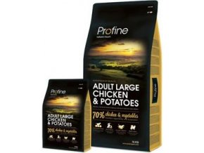 Profine NEW Dog Adult Large Breed Chicken & Potatoes 15kg