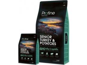 Profine NEW Dog Senior Turkey & Potatoes 15kg