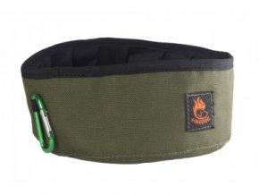 Firedog Click & Go cestovní miska 1L Khaki