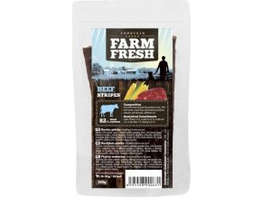 Farm Fresh Beef Stripes - Hovězí plátky 250 g