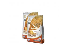 N&D Low Grain DOG Adult Codfish & Orange 2x12kg