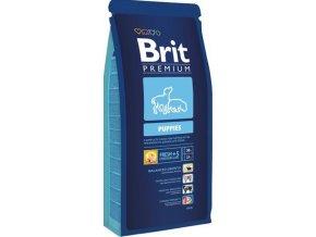 Brit Premium Puppies 15kg