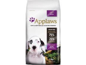 Applaws Dog Puppy Large Breed Chicken 7,5kg