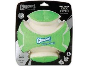 Míč Kick Fetch Max Glow Large - svítící