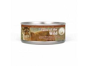 Taste of the Wild Canyon River konzerva 155g