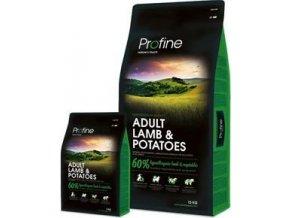 Profine NEW Dog Adult Lamb & Potatoes 3 kg