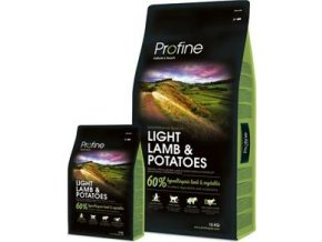 Profine NEW Dog Light Lamb & Potatoes 3kg