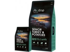 Profine NEW Dog Senior Turkey & Potatoes 3kg