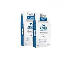 Brit Care Adult Large Breed Lamb & Rice 2x12kg