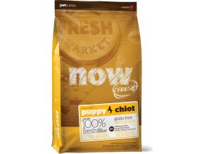 PetCurean NOW FRESH Grain Free Puppy 11,33kg
