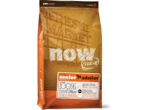 PetCurean NOW FRESH Grain Free Senior 2,72kg