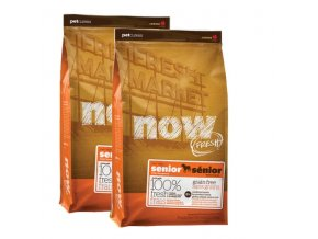 PetCurean NOW FRESH Grain Free Senior 2x11,33kg