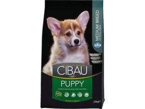 CIBAU Dog Puppy Medium 2,5kg