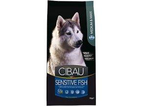 CIBAU Dog Adult Sensitive Fish&Rice 2,5kg